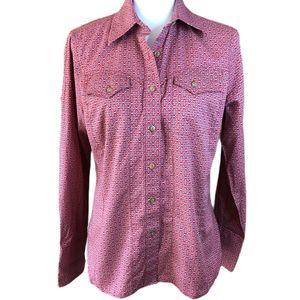 Rockies,WESTERN  button up shirt medium